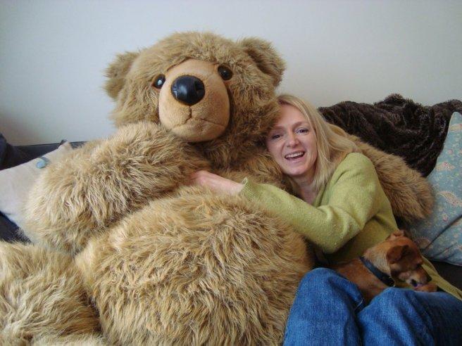 charlie bear cuddles